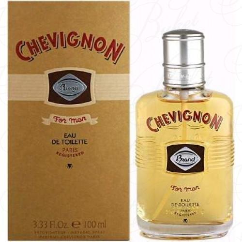 Туалетная вода Chevignon BRAND FOR MEN 100ml edt