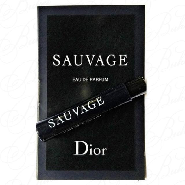 Christian Dior Sauvage Eau De Parfum 1ml Edp купить в интернет