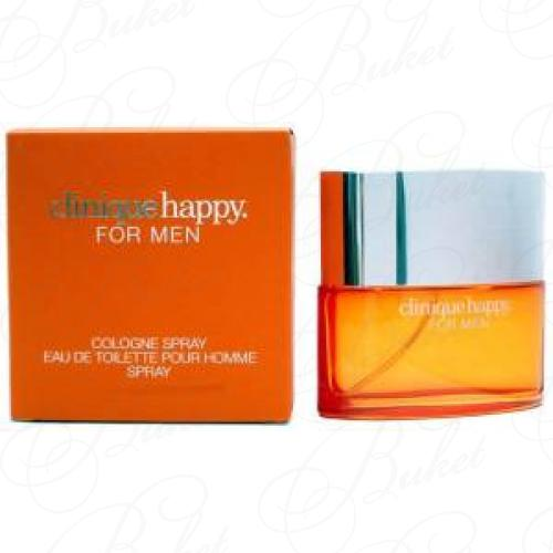 Тестер Clinique HAPPY FOR MEN 100ml TESTER edt