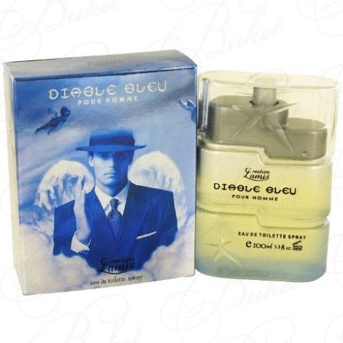 Туалетная вода Creation Lamis DIABLE BLUE 100ml edt
