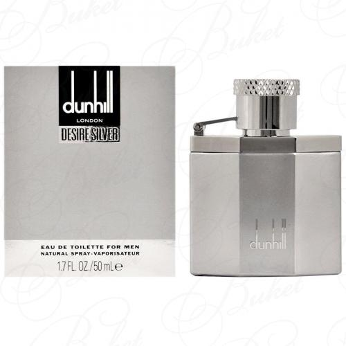 Туалетная вода Alfred Dunhill DESIRE SILVER 50ml edt