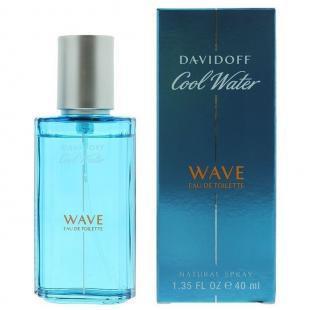 Davidoff COOL WATER WAVE MEN 40ml edt