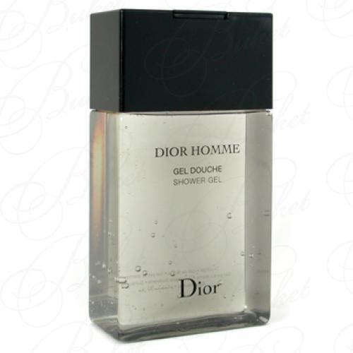 Гель для душа Christian Dior DIOR HOMME sh/gel 150ml