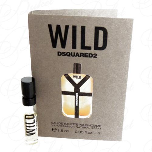 Пробники Dsquared2 WILD 1.5ml edt