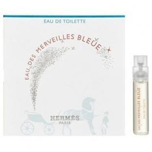 Hermes EAU DES MERVEILLES BLEUE 2ml edt