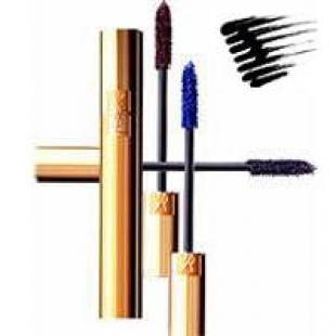 Тушь для ресниц YVES SAINT LAURENT MAKE UP EFFET FAUX CILS №01 High Density Black/Черная