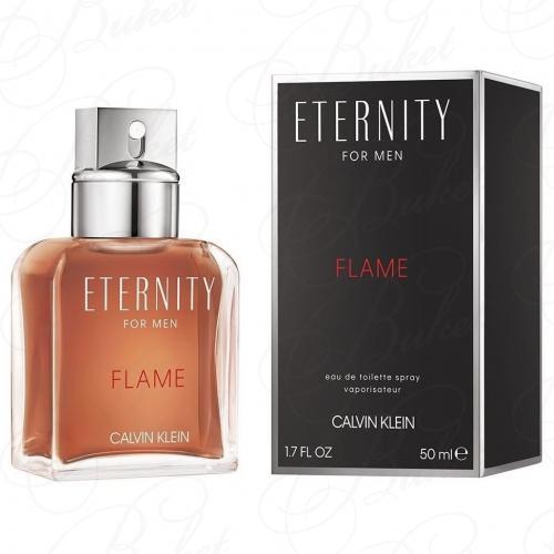 Туалетная вода Calvin Klein ETERNITY FLAME FOR MEN 50ml edt
