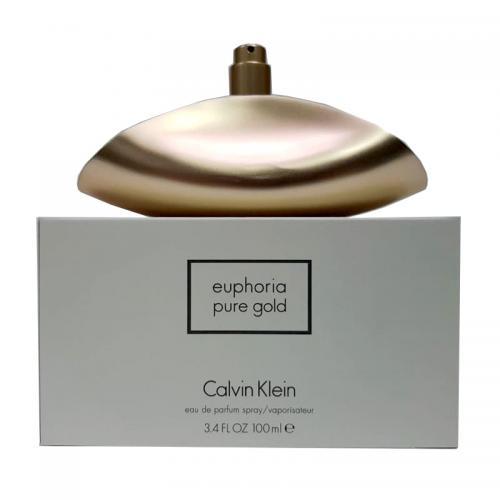 Тестер Calvin Klein EUPHORIA PURE GOLD 100ml edp TESTER