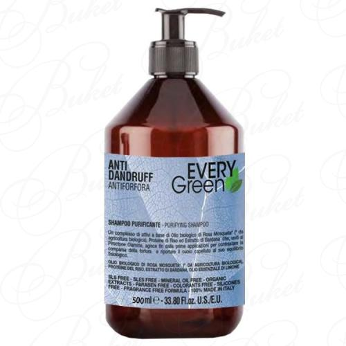 Шампунь для волос DIKSON EVERY GREEN PURIFYING SHAMPOO 500ml