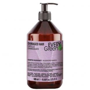 Шампунь для волос DIKSON EVERY GREEN REGENERATING SHAMPOO 500ml