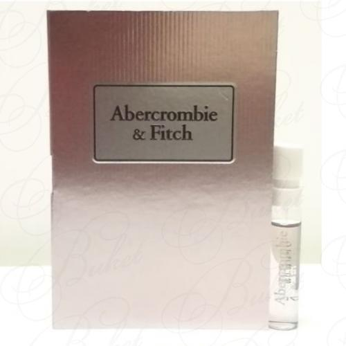Пробники Abercrombie&Fitch FIRST INSTINCT FOR HER 2ml edp