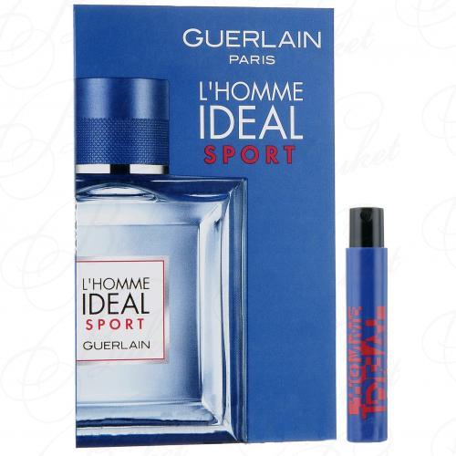 Пробники Guerlain L`HOMME IDEAL SPORT 1ml edt