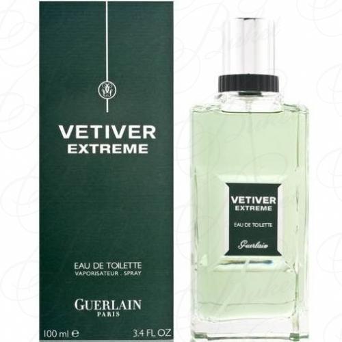 Тестер Guerlain GUERLAIN VETIVER EXTREME 100ml edt TESTER