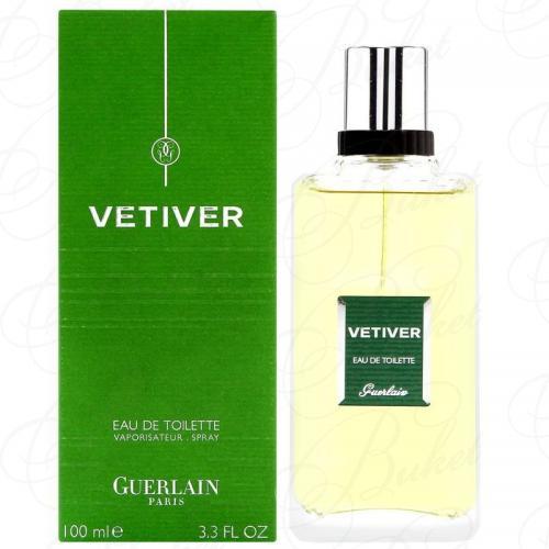 Туалетная вода Guerlain GUERLAIN VETIVER 100ml edt
