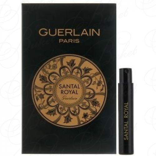Пробники Guerlain SANTAL ROYAL 1ml edp