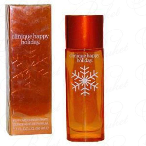 Тестер Clinique HAPPY HOLIDAY 50ml edp TESTER