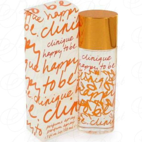 Парфюмерная вода Clinique HAPPY TO BE 100ml edp