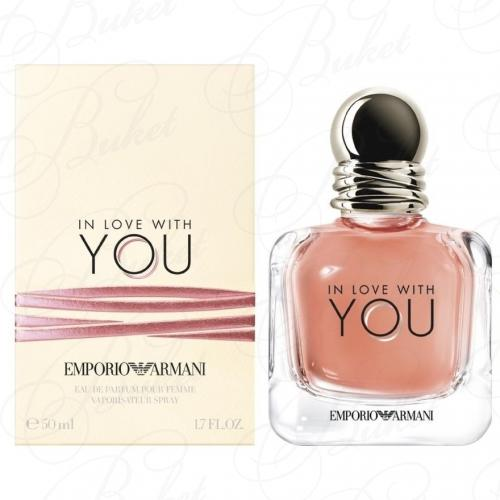 Парфюмерная вода Armani IN LOVE WITH YOU 50ml edp