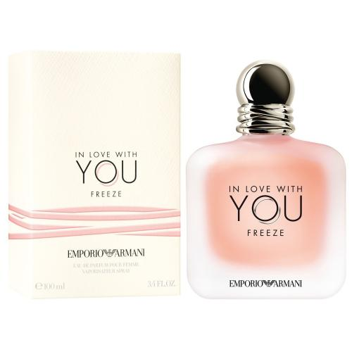 Парфюмерная вода Armani IN LOVE WITH YOU FREEZE 100ml edp