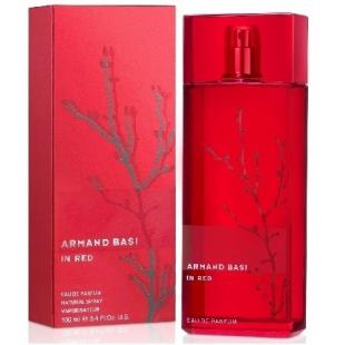 Armand Basi IN RED EAU DE PARFUM 100ml edp TESTER
