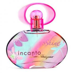 Salvatore Ferragamo INCANTO SHINE 100ml edt TESTER