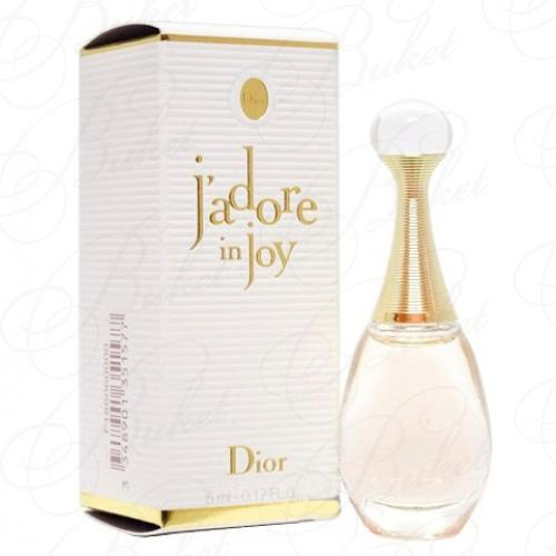 Миниатюры Christian Dior J'ADORE IN JOY 5ml edt