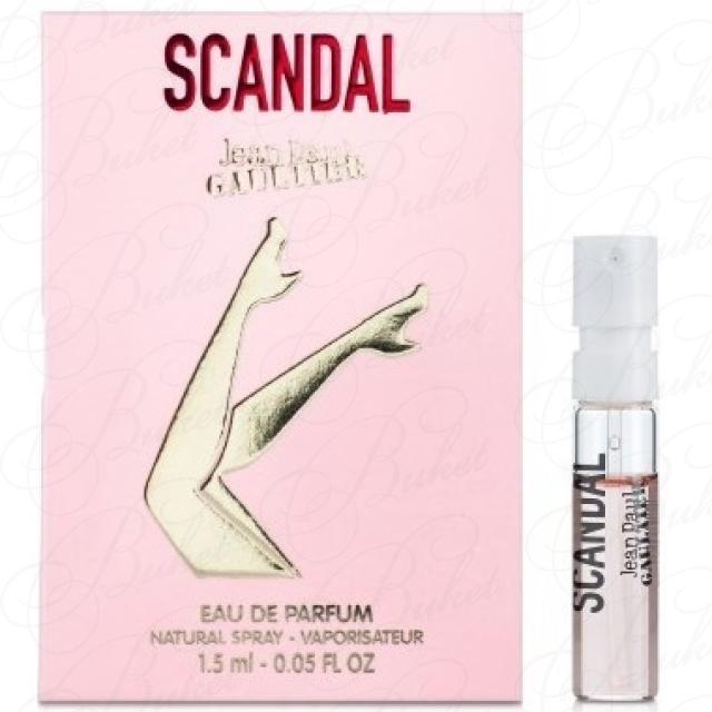 Jean Paul Gaultier Scandal 15ml Edp купить в интернет магазине