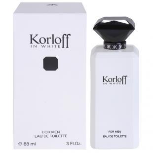 Korloff Paris KORLOFF IN WHITE 50ml edt