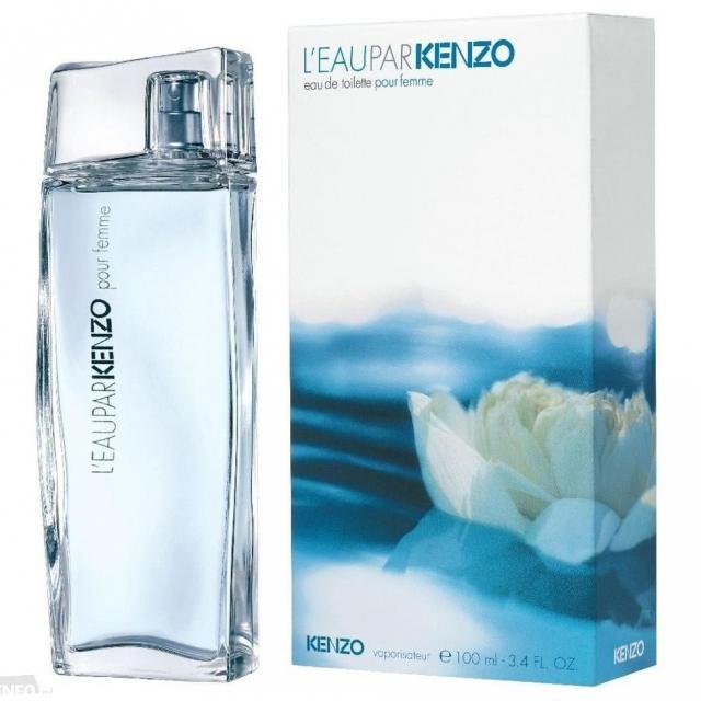 Kenzo Leau Par Kenzo 100ml Edt купить в интернет магазине