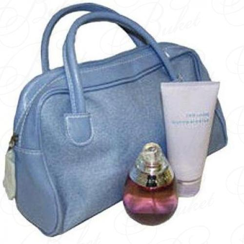 Набор ESTEE LAUDER BEYOND PARADISE SET (edp 100ml+edp 5ml+b/lot 100ml+bag)