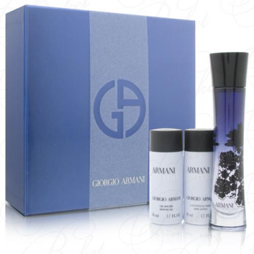 Набор ARMANI ARMANI CODE SET (edp 50ml+b/lot 50ml+sh/gel 50ml)