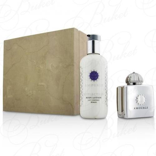 Набор Amouage REFLECTION WOMAN SET (edp 100ml+b/lot 300ml)