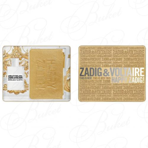 Набор Zadig & Voltaire THIS IS HER SET (edp 50ml+косметичка)