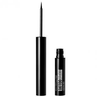 Подводка для глаз MAYBELLINE MAKE UP TATTOO LINER LIQUID INK №710 Ink Black