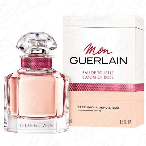 Туалетная вода Guerlain MON GUERLAIN BLOOM OF ROSE 50ml edt