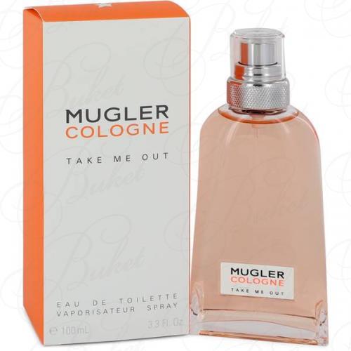 Туалетная вода Thierry Mugler MUGLER COLOGNE TAKE ME OUT 100ml edt