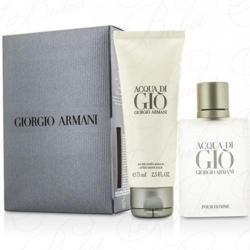 Набор ARMANI ACQUA DI GIO FOR HIM SET (edt 50ml+a/sh balm 75ml)