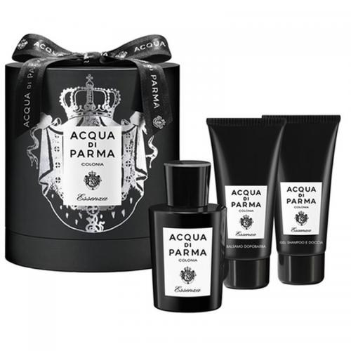 Набор Acqua Di Parma COLONIA ESSENZA SET (edc 100ml+sh/gel 75ml+a/sh balm 75ml)