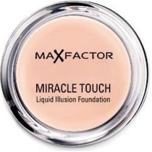 Тональное средство MAX FACTOR MAKE UP MIRACLE TOUCH №55 Blushing Beige/Светло-розовый беж