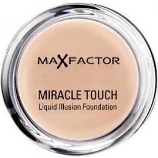 Тональное средство MAX FACTOR MAKE UP MIRACLE TOUCH №75 Golden/Золотистый