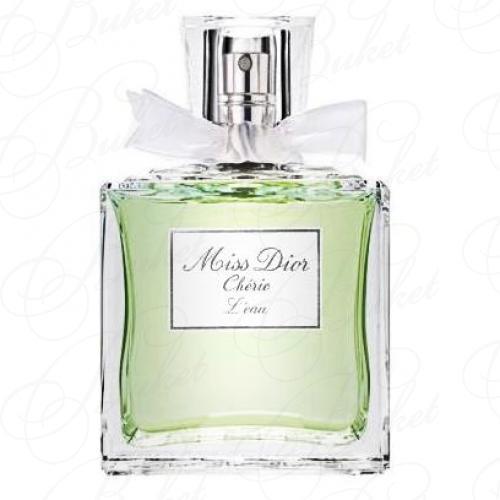 Тестер Christian Dior MISS DIOR CHERIE L'EAU 100ml edt TESTER