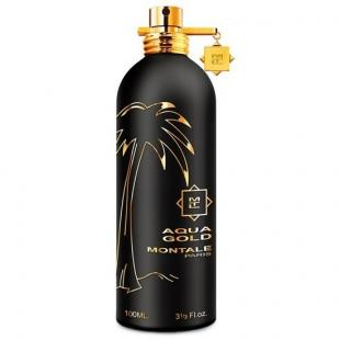 Montale AQUA GOLD 100ml edp TESTER