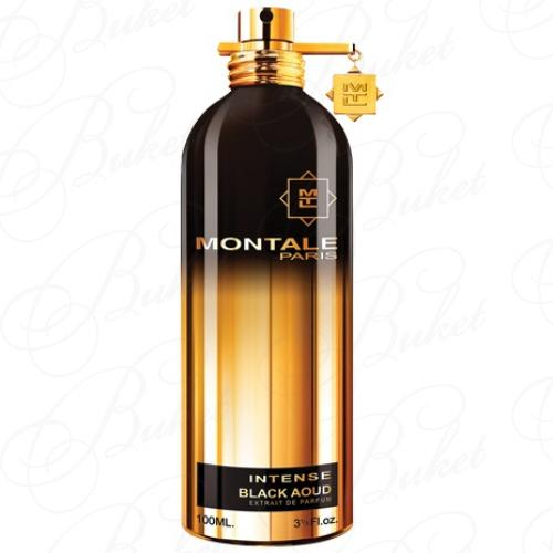 Парфюмерная вода Montale INTENSE BLACK AOUD 100ml edp