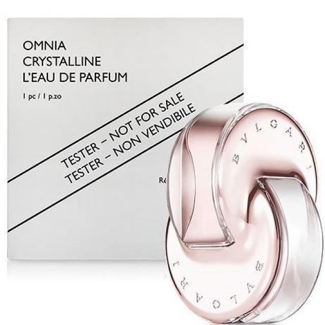 Bvlgari Omnia Crystalline Leau De Parfum 65ml Edp Tester купить в