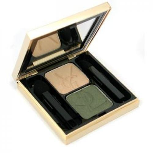 Тени для век YVES SAINT LAURENT MAKE UP OMBRES DUOLUMIERES №07 Antique Gold