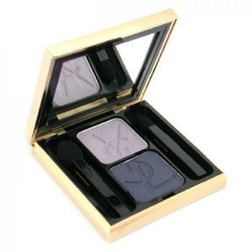 Тени для век YVES SAINT LAURENT MAKE UP OMBRES DUOLUMIERES №09 Stormy Mauve