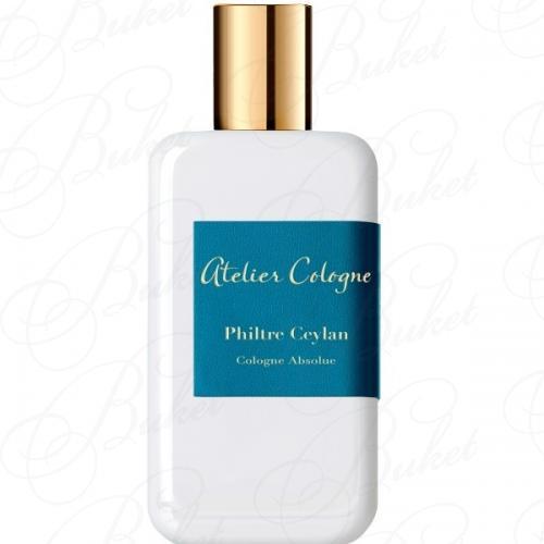Одеколон Atelier Cologne PHILTRE CEYLAN 100ml edc