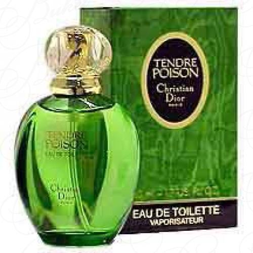 Туалетная вода Christian Dior TENDER POISON 50ml edt