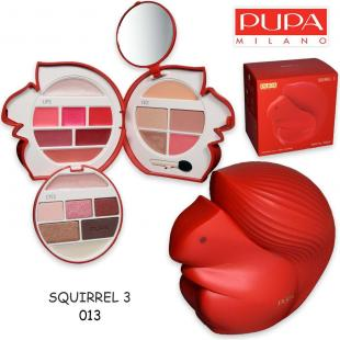 Набор PUPA MAKE UP SQUIRREL-3 №13