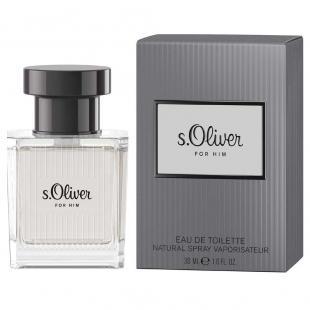 S.Oliver OLIVER FOR HIM edt 30ml